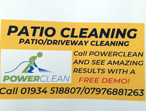 Powerclean Patio and Driveway Steam Cleaning